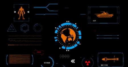 现代科技元素AE模板