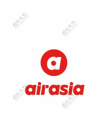 亚洲航空公司logo图片