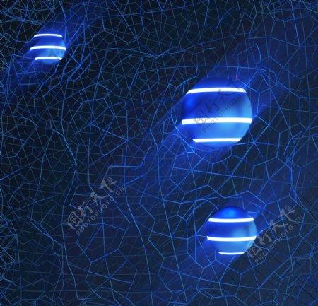 科技感背景设计素材图片