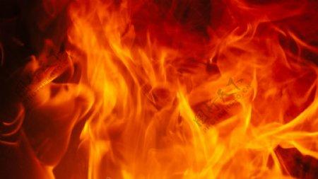 燃烧火火焰热图片