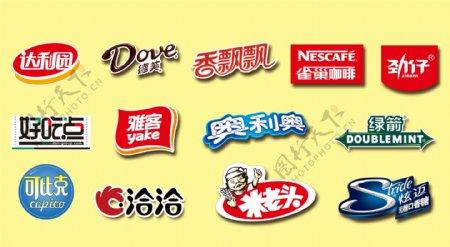 食品商标图片
