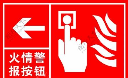 火情警报按钮图片