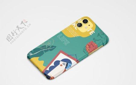 iPhone11手机样机图片