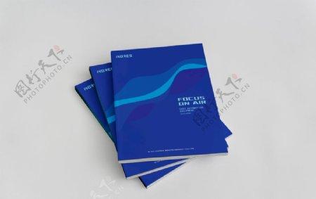 简约画册设计图片
