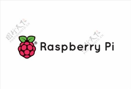 树莓派LOGORaspbe图片