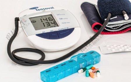 血压监控高血压图片