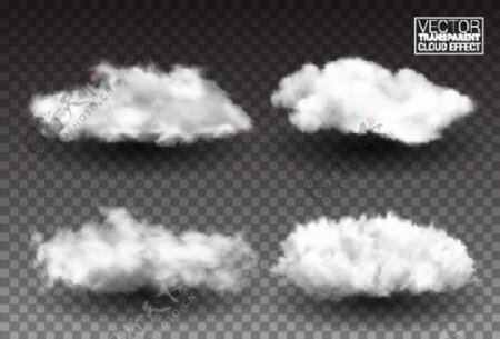 白云和星光图片