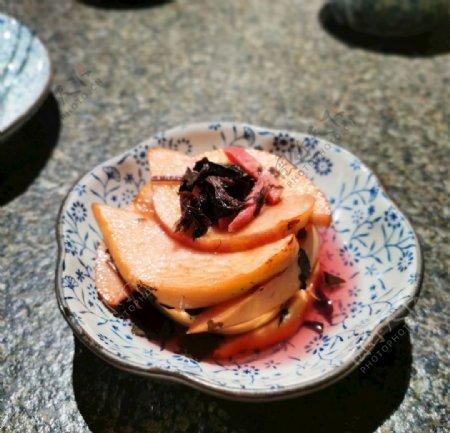 紫苏桃子姜图片
