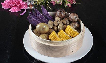 沪菜五谷大丰收图片