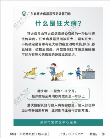 什么是狂犬病狂犬病制度图片