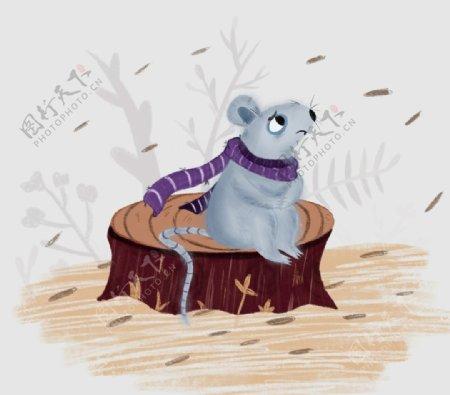 孤寡老鼠图片