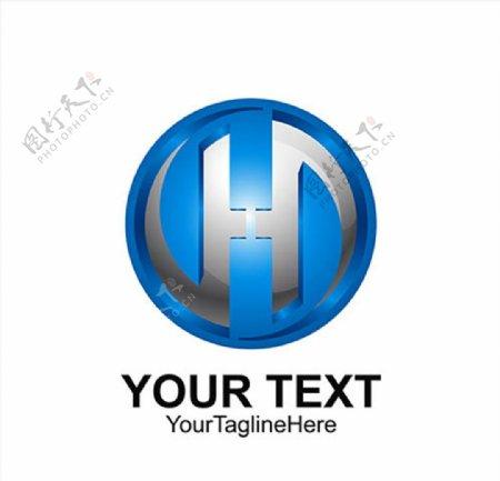科技感标志图片