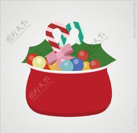糖果礼物圣诞礼物图片