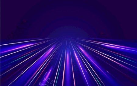 光线矢量素材图片