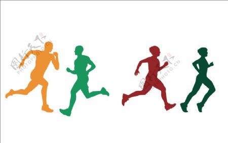 运动跑步图片