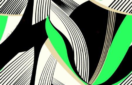 条纹背景几何图片