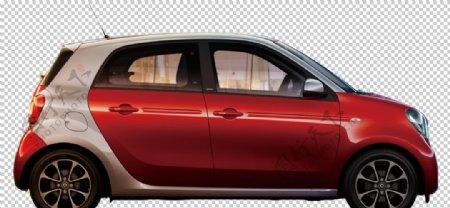 奔驰smart车型图素材图片