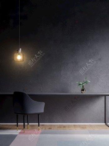 灰色水泥墙面图片
