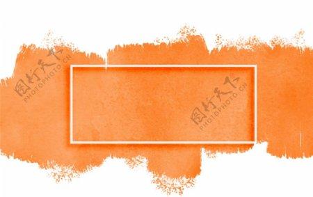 笔刷展板背景模板图片