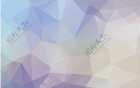 简约菱形背景图片