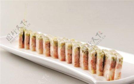 生水晶绿豆肘图片