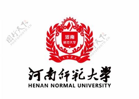 河南师范大学校徽LOGO图片