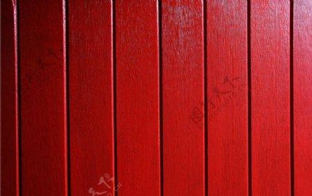 红色木板图片