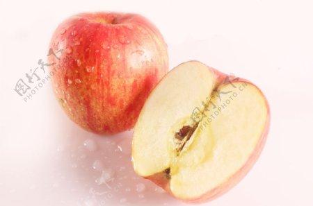 苹果高清摄影图片