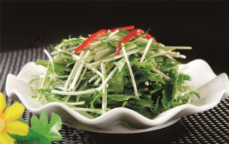 冷炝水晶菜图片