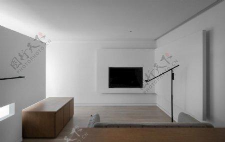 客厅极简设计图片