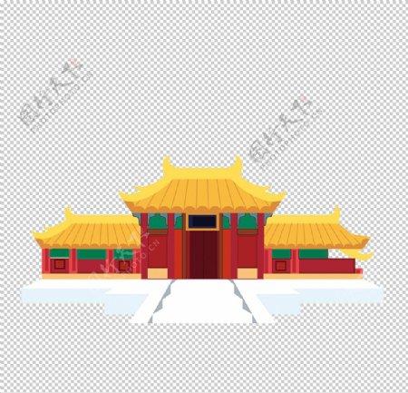 故宫古建筑图片