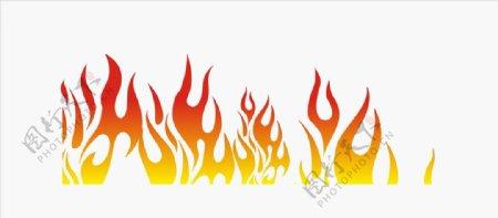 矢量火焰图片