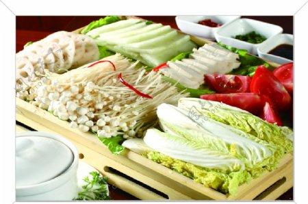 火锅食材图片