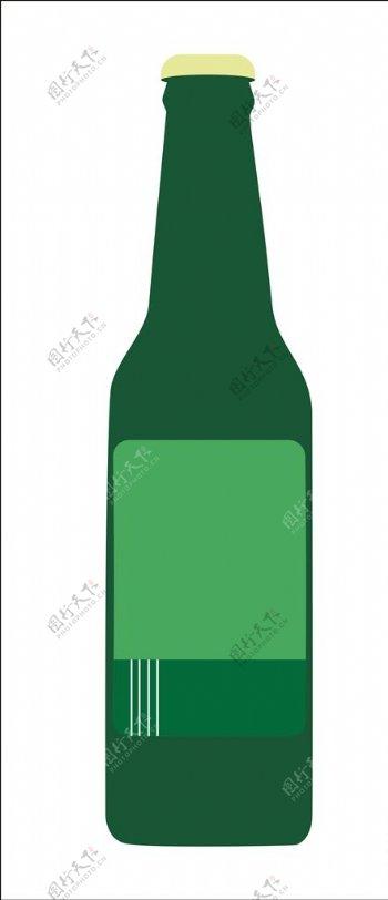 矢量啤酒图片