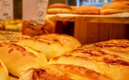 面包蛋糕店蛋糕烘焙食品图片