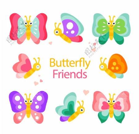 蝴蝶动物图片