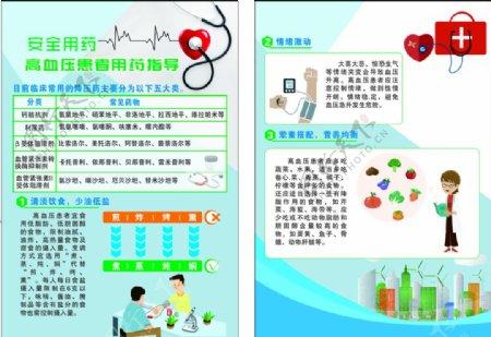 高血压安全用药图片