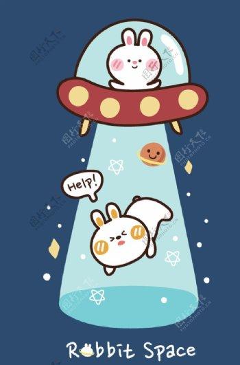 卡通动物图案可爱布偶猫狗熊图片
