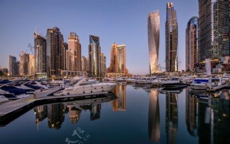 城市建筑物图片
