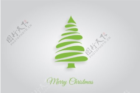 圣诞树节日图片