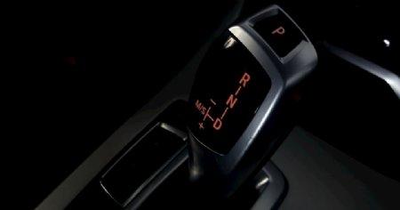 宝马汽车的变速档图片